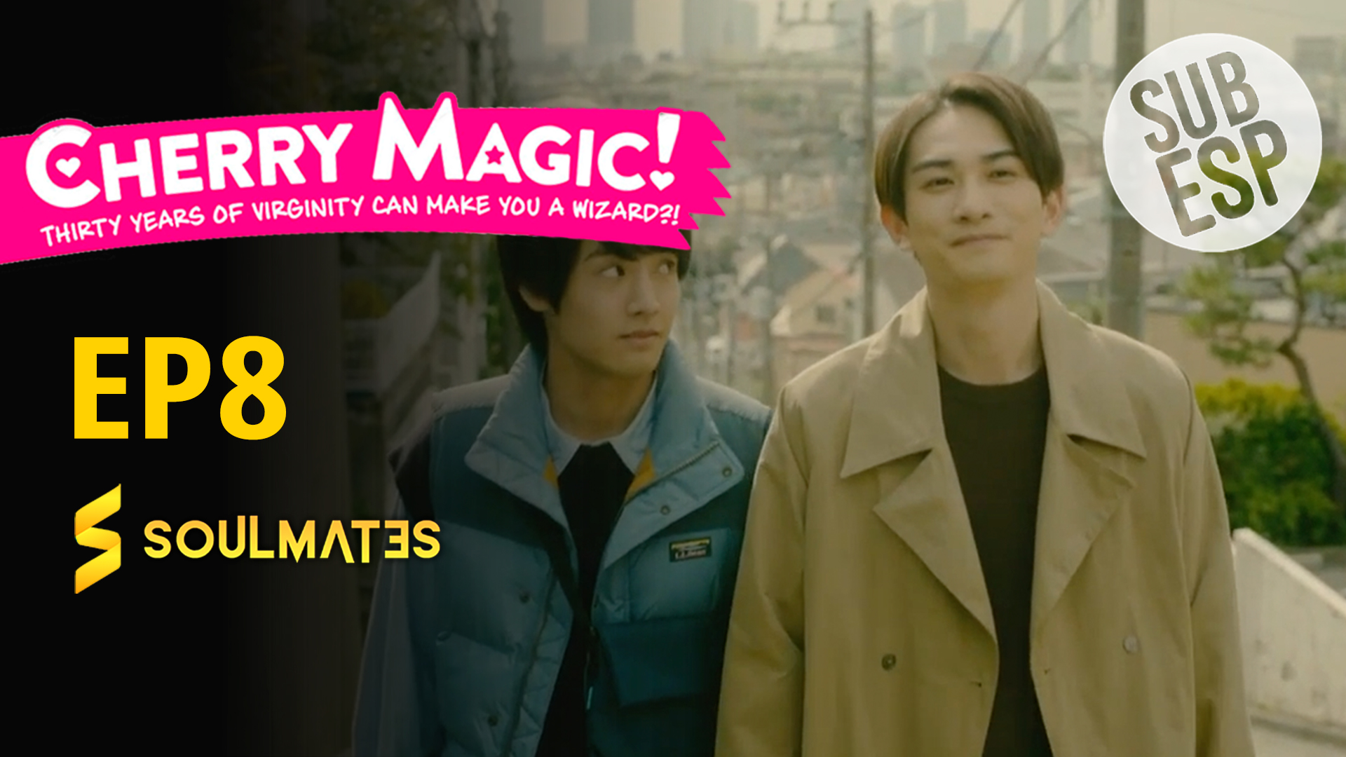 Cherry Magic! Thirty Years of Virginity Can Make You a Wizard?!: 1×8