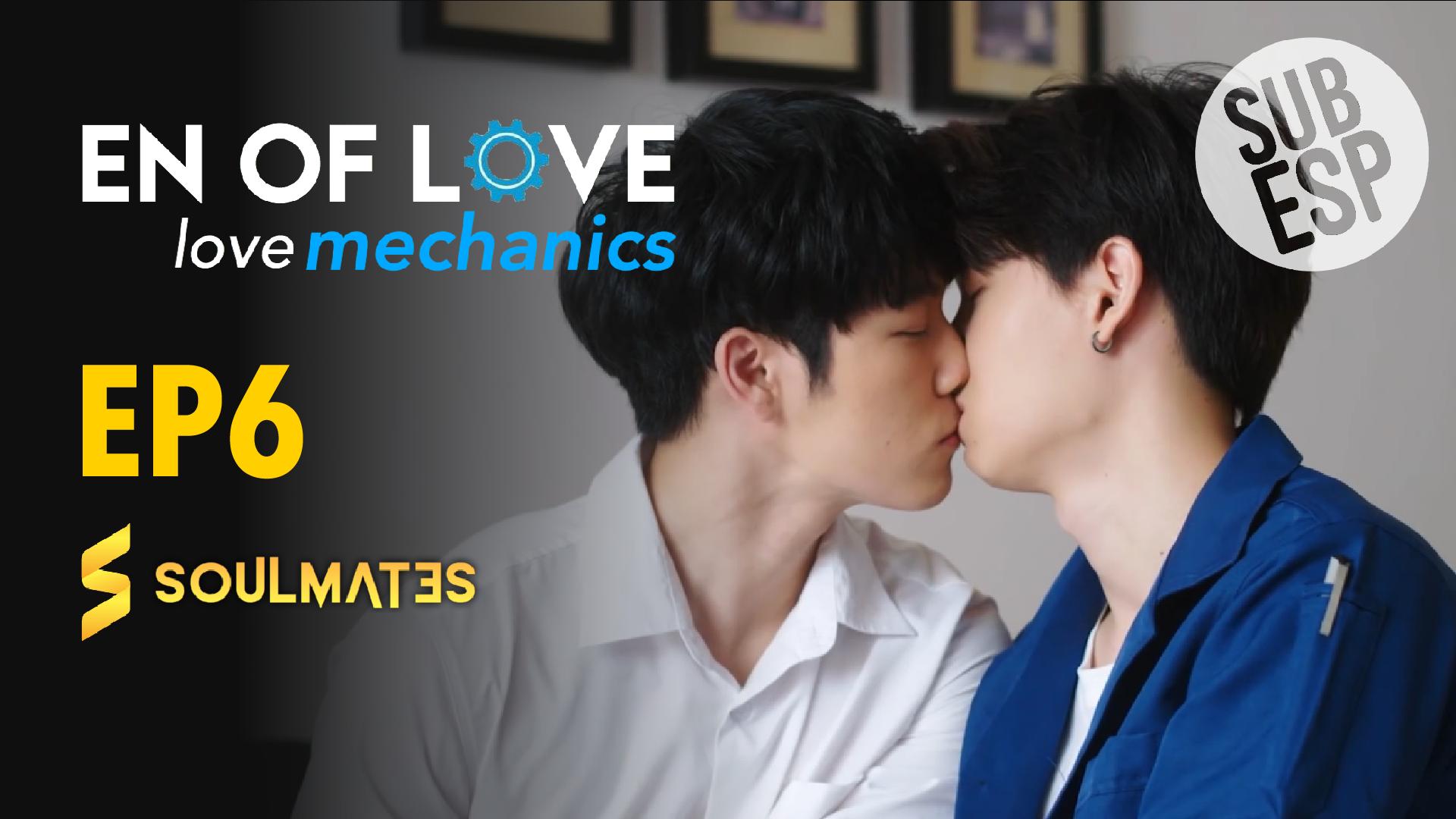 Love Mechanics: T1-E2